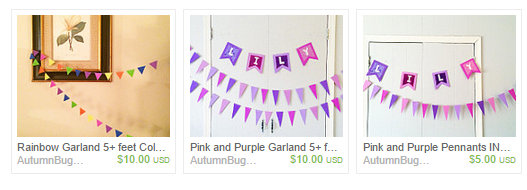 View Garland by AutumnBugABow on Etsy - Google Chrome 362015 61618 PM