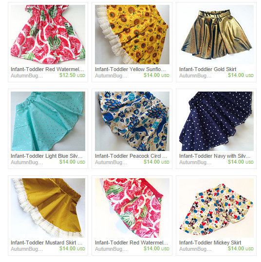 View Skirts by AutumnBugABow on Etsy - Google Chrome 362015 61544 PM